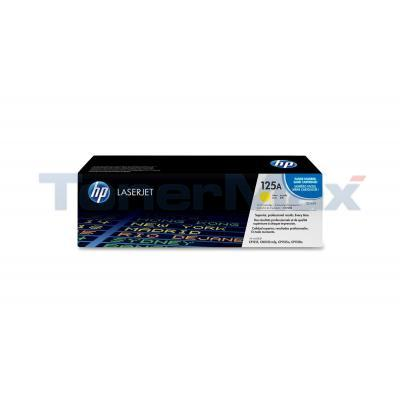 HP LASERJET CP1215 TONER YELLOW